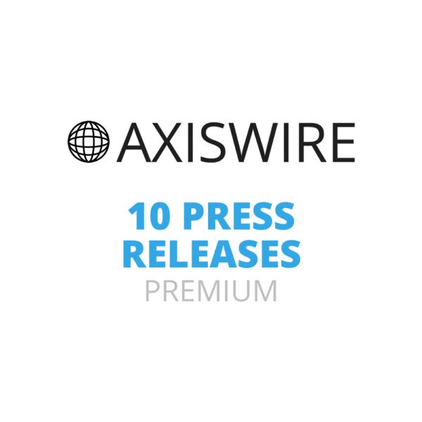 Premium Press Release x10